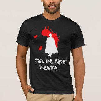 T-shirt Jack the Ripper prennent garde