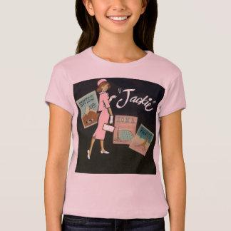 T-shirt Jackie Bouvier Kennedy