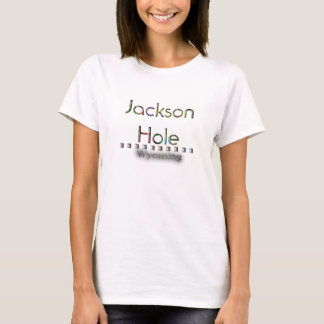 T-shirt Jackson Hole
