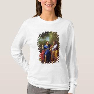 T-shirt Jacob et Laban, avant 1737