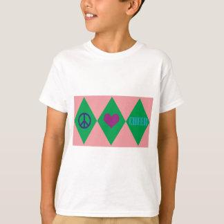 T-shirt Jacquard d'acclamation