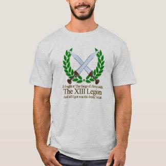 T-shirt J'ai combattu au siège d'Alesia avec Le XIII