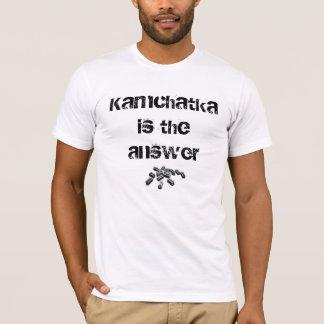 T-shirt J'ai conquis le Kamtchatka !
