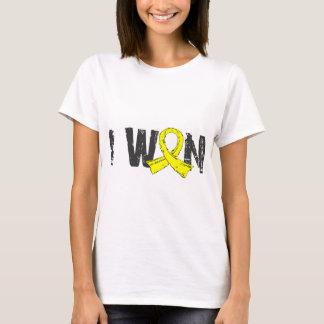 T-shirt J'ai gagné le cancer de la vessie