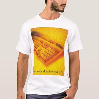 T-shirt J'ai le code qui réalise votre travail