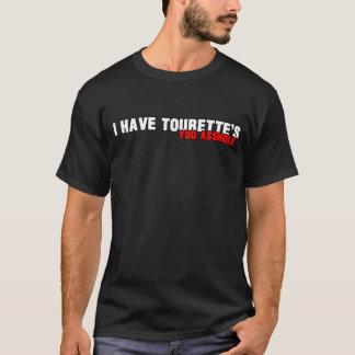 T-shirt J'ai les tourette