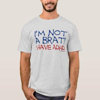 T-shirt J'ai l'humour de TDAH