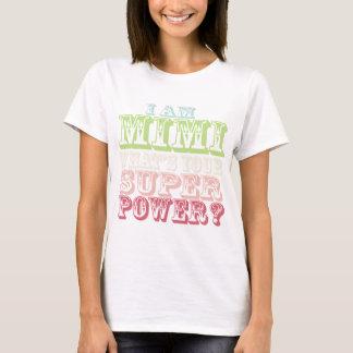 T-shirt J'ai Mimi ans