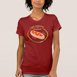 T-shirt J'ai obtenu l'ADNmt supérieur