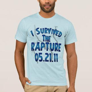 T-shirt J'ai survécu à l'enchantement