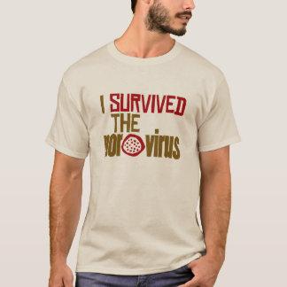 T-shirt, j'ai survécu au Norovirus T-shirt