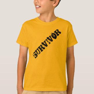 T-shirt J'AI TUÉ le Cancer