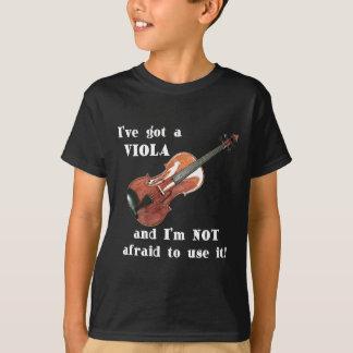 T-shirt J'ai un alto