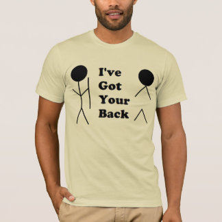 T-shirt J'ai votre dos