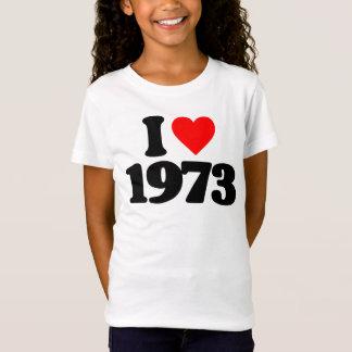 T-Shirt J'AIME 1973