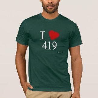 T-shirt J'aime 419 Toledo