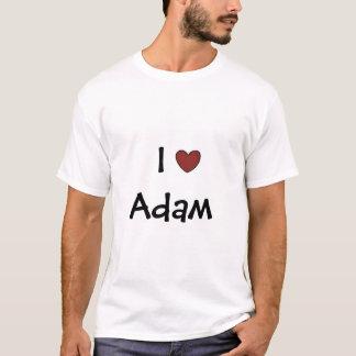 T-shirt J'aime Adam