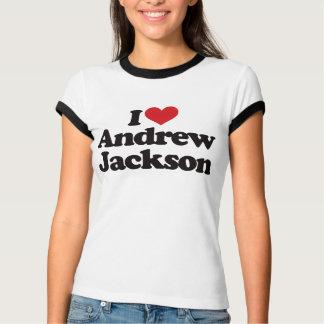 T-shirt J'aime Andrew Jackson