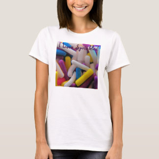 T-shirt J'aime arrose !