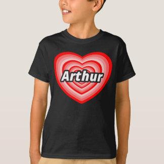 T-shirt J'aime Arthur