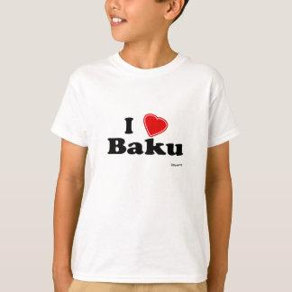 T-shirt J'aime Bakou