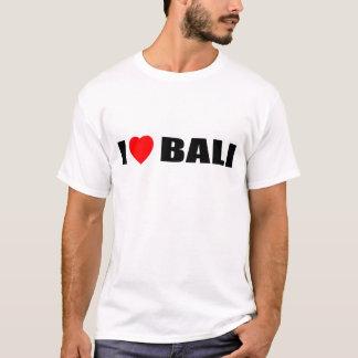 T-shirt J'aime Bali, Indonésie