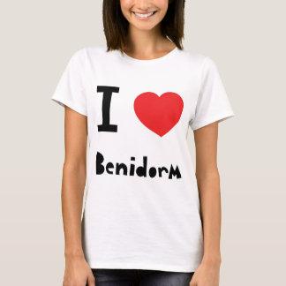 T-shirt J'aime Benidorm