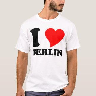 T-SHIRT J'AIME BERLIN 3D