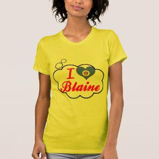 T-shirt J'aime Blaine, Minnesota