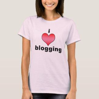 T-shirt J'aime Blogging