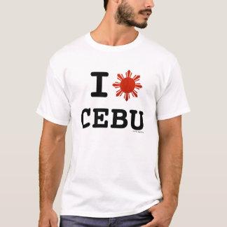 T-shirt J'aime Cebu Philippines