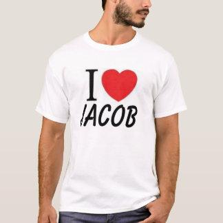 T-SHIRT J'AIME (COEUR) JACOB