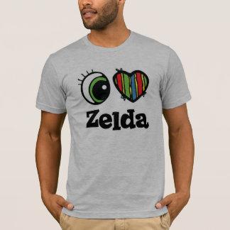 T-shirt J'aime (coeur) Zelda
