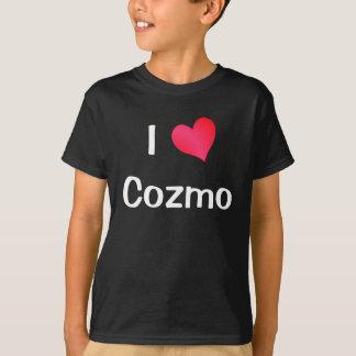 T-shirt J'aime Cozmo
