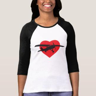 T-shirt J'aime des avions