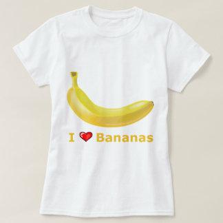 T-shirt J'aime des bananes
