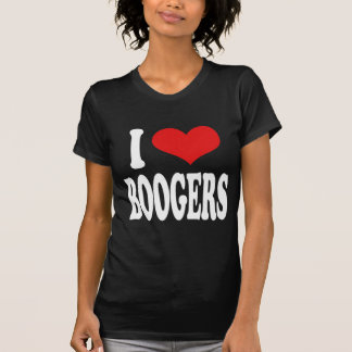 T-shirt J'aime des Boogers