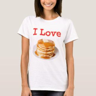 T-shirt J'aime des crêpes !
