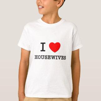 T-shirt J'aime des femmes au foyer