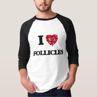 T-shirt J'aime des follicules