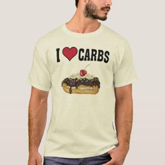 T-shirt J'aime des glucides
