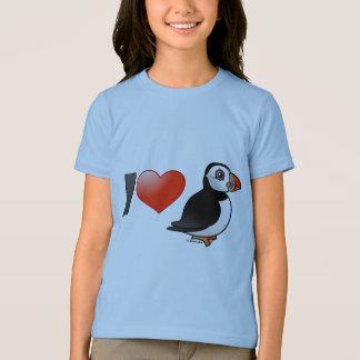 T-shirt J'aime des macareux
