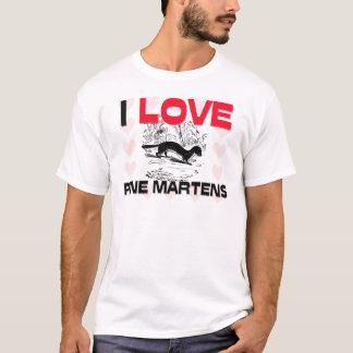 T-shirt J'aime des martres de pin