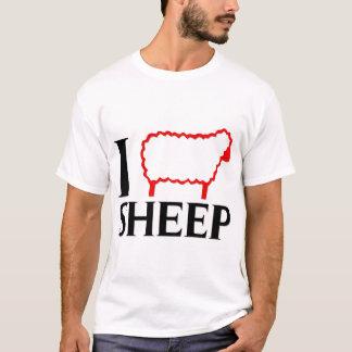 T-shirt J'aime des moutons