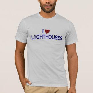 T-shirt J'aime des phares