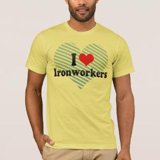 T-shirt J'aime des serruriers