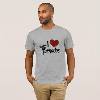 T-shirt J'aime des tornades