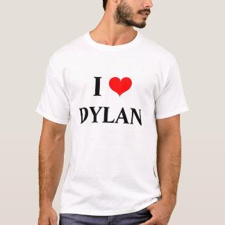 T-shirt J'aime Dylan