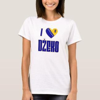 T-shirt J'aime Dzeko