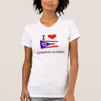 T-shirt J'aime errer des rivages Ohio